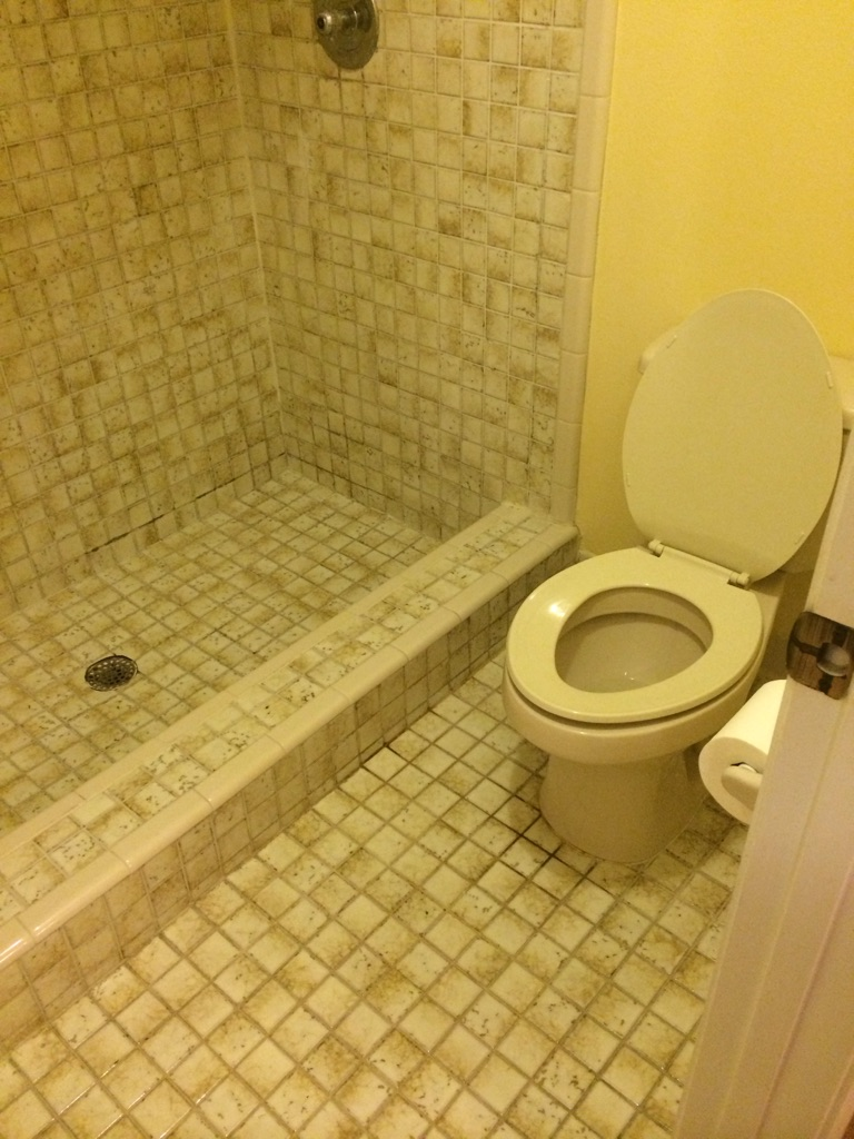 Bathroom Remodel Before 3